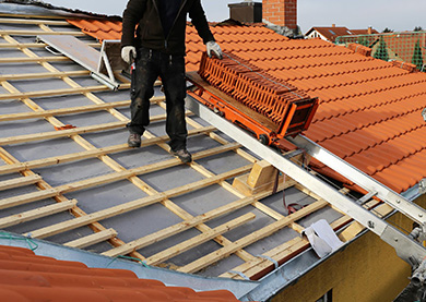 Tile Roof Rotherham
